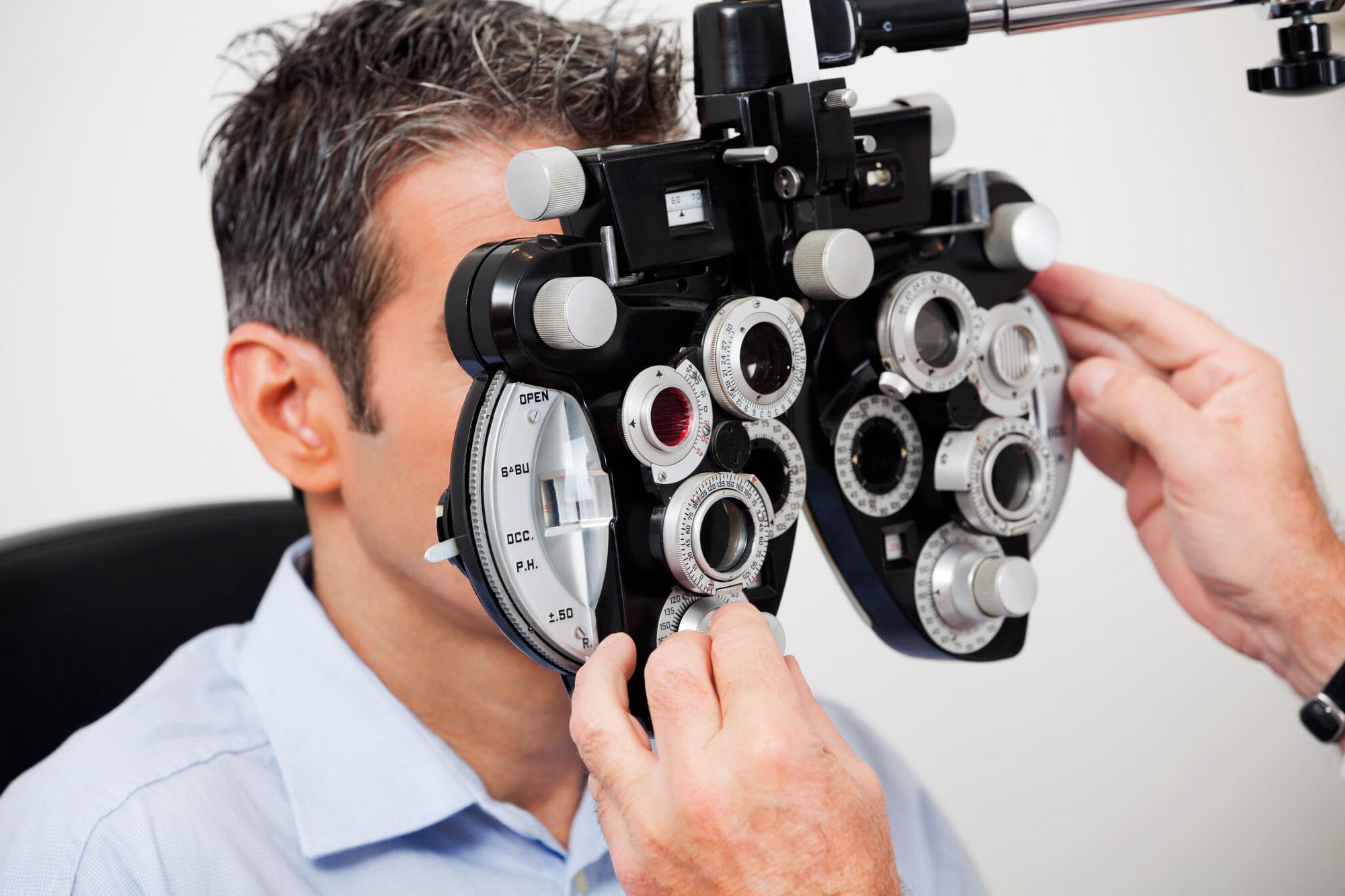 éviter les troubles visuels